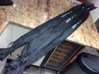 3 x Sonik SK3 12ft 3.5lb test curve carp rods