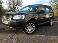 Land Rover Freelander 2 2.2Td4 AUTOMATIC HSE , NEW MODEL 1 OWNER CAR