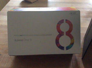 Iconia One 8 Tablet