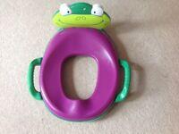Pampers Kandoo training toilet seat