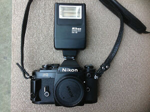 Nikon FG film camera body only