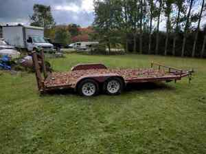16x7 ft trailer for sale