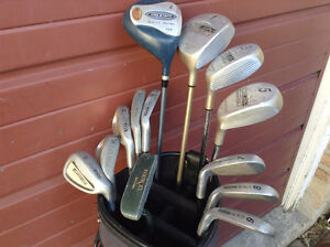 Golf Clubs - Full Set Right