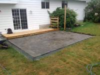 Interlock, patio, and brick repair (The Rock Doctor)