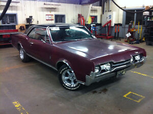 1967 Cutlass Project Car (Halifax, NS)