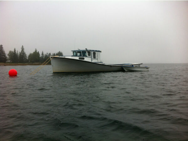 Used 1983 Other 42' Northumberland style cape boat