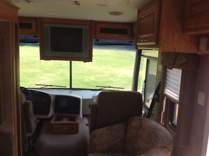 2005 HOLIDAY RAMBLER-ADMIRAL(CLASS A) Cambridge Kitchener Area image 4