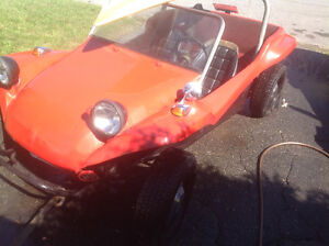 Original Meyers Manx project barn find