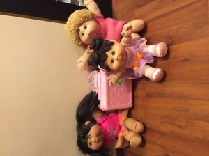 Cabbage Patch Lot