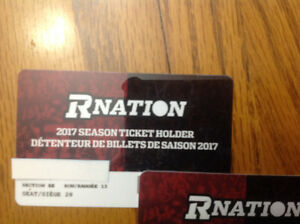 REDBLACKS TICKETS FORSALE GREAT SEATS