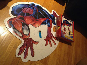 Spider-Man jumbo pieces puzzle