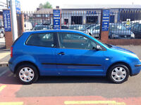 Volkswagen Polo 1.2 2005MY Twist 69,000 miles from new