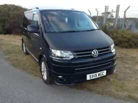 VW CARAVELLE EXECUTIVE BMT TDI 2015