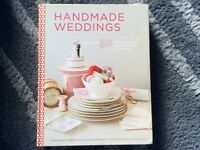 Handmade Weddings Book by Eunice Moyle, Sabrina Moyle, & Shauna Faust