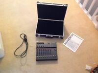 Mackie Micro Series 1202 Mixer & Flightcase
