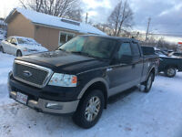 2004 Ford E-150 Lariet 4x4 5.4 Triiton extracab short box $6250.