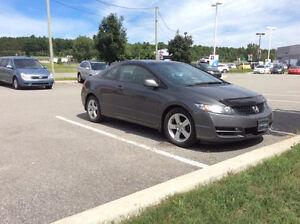 2011 Honda Civic SE Coupe (2 door)