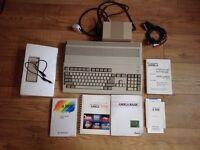Commodore Amiga 500 (working)