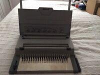 Ibico, Ibimaster 400 Professional comb binding machine