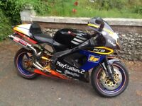 Aprilia RSV MILLE 1000cc V-Twin price reduced no swap sale only