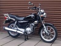 Yamaha YBR 125 Custom. Only 3265miles. Delivery Available *Credit & Debit Cards Accepted*