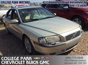 2000 Volvo S80 T6   as is, on consignment.Runs  Drives good
