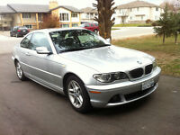 2004 BMW 325ci Coupe (2 door)