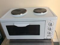Beko compact cooker suit student bed sit etc can deliver in brighton