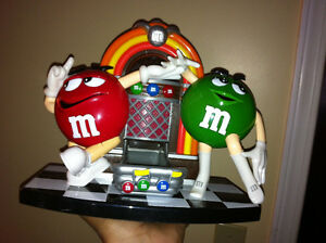 M&Ms dispenser collectible