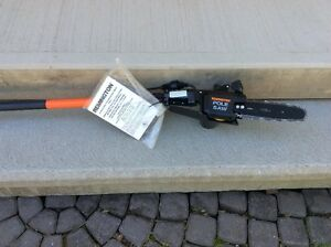 CHAIN SAW, ELECTRIC 8'  POLE SAW