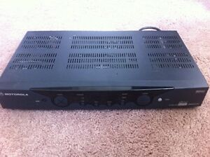 Motorola HD DVR Cable Box | $50 OBO