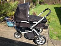 Mothercare My3 pram/buggy