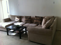 Amazing Beige Couch for Sale NOW!