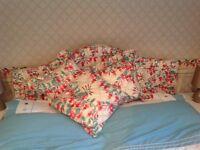 Laura Ashley stylish floral bedroom set