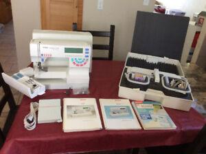 Pfaff Sewing Machine 7570