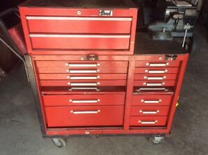 TOOL CHEST HAND TOOLS POWER TOOLS METERS