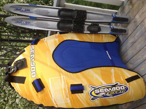 Water Toy (never used) Water Skis