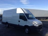 2013 iveco daily 35s15 6 speed xlwb extra high roof 1 owner van no vat