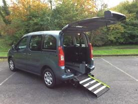 Peugeot Partner 1.6HDi 92 2010MY Tepee S Wheel chair access