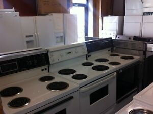 STAINLESS BLACK & WHITE AVAILABLE NEW&USED MAJOR HOME APPLIANCES