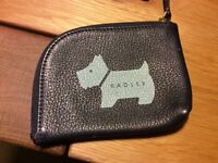 Radley leather purse £6
