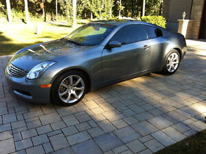 2007 Infiniti G35 Coupe (2 door)