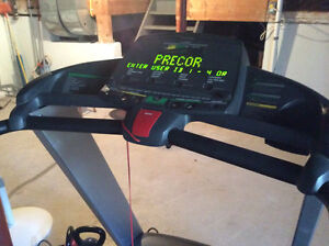 precor 9 35 low impact treadmill manual exercise equipment precor 9 35 low impact treadmill manual oakville halton region toronto gta image