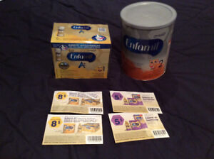 Enfamil et coupons / enfamil and coupons