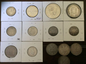 Amazing silver coin collection and rare coin sets-all silver Peterborough Peterborough Area image 5
