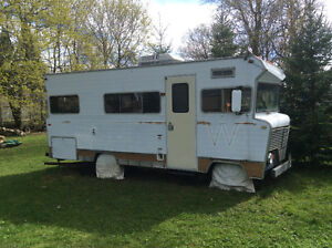 Project motor home