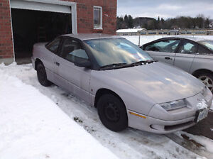 1995 Saturn S-Series SC1 Coupe (2 door)
