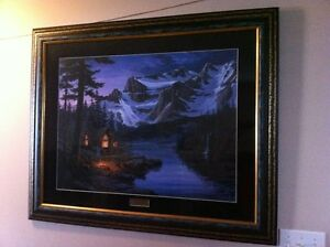 """""""Secluded Paradise"""" by Fred Buchwitz -#21 /650 Ltd.Ed. Sold Out"""