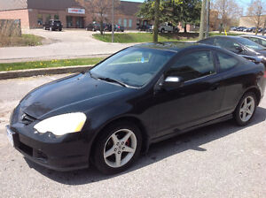 2004 Acura RSX Premium sun roof leather $2500 safety