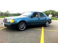 Mercedes-Benz 300E-Series Sedan Mint condition 1989